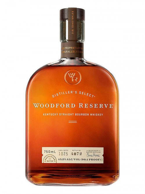 Woodford Reserve Kentucky Straight Bourbon 750ml