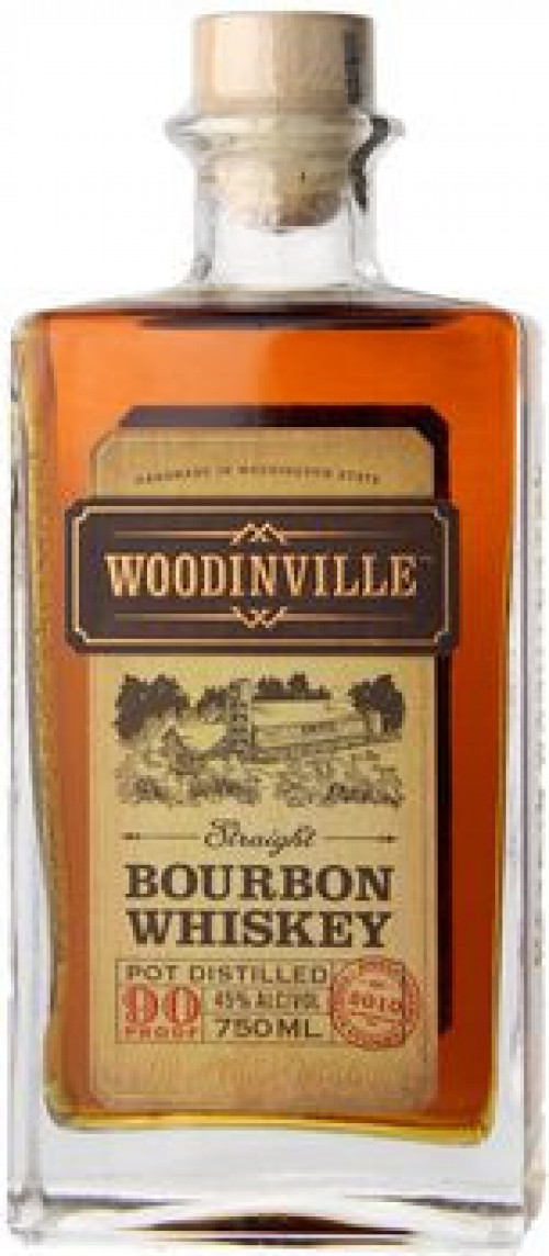 Woodinville Straight Bourbon 750ml