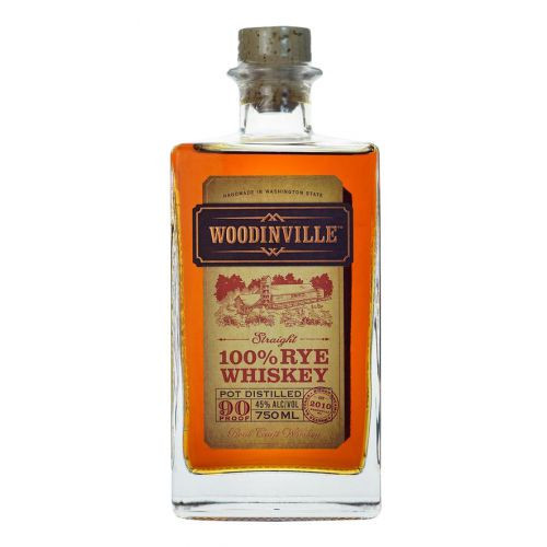 Woodinville Straight Rye 750ml