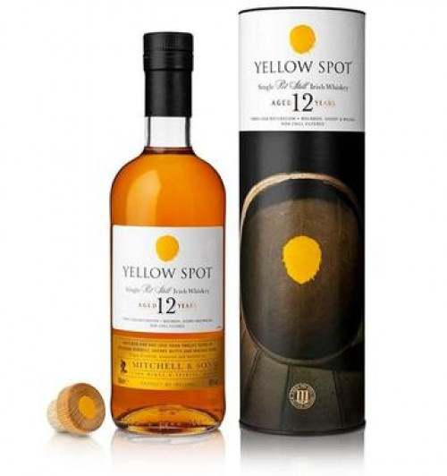 Yellow Spot Irish Whiskey 750ml