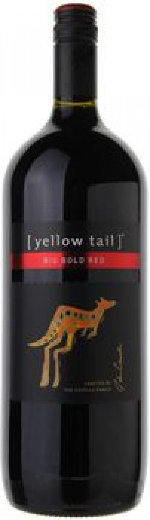 Yellow Tail Big Bold Red 1.5 Ltr