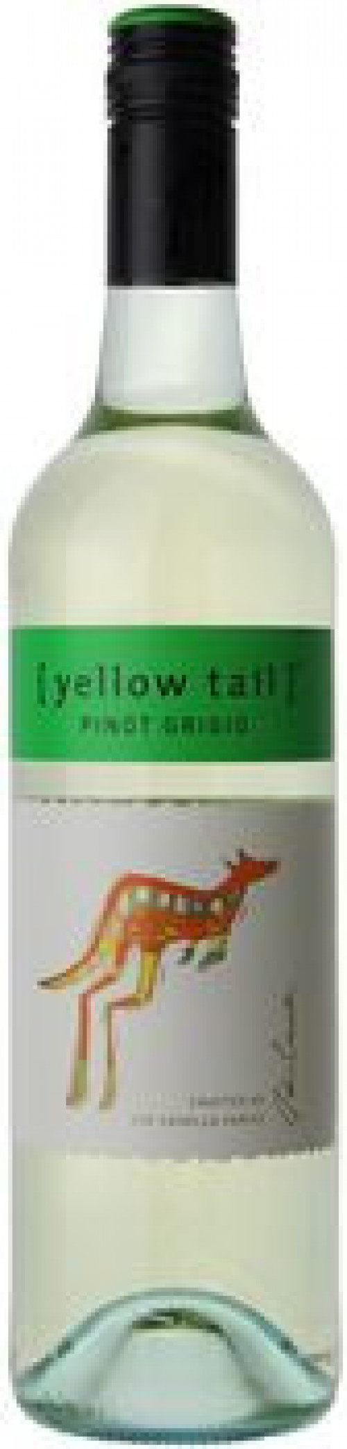 Yellow Tail Pinot Grigio 750ml