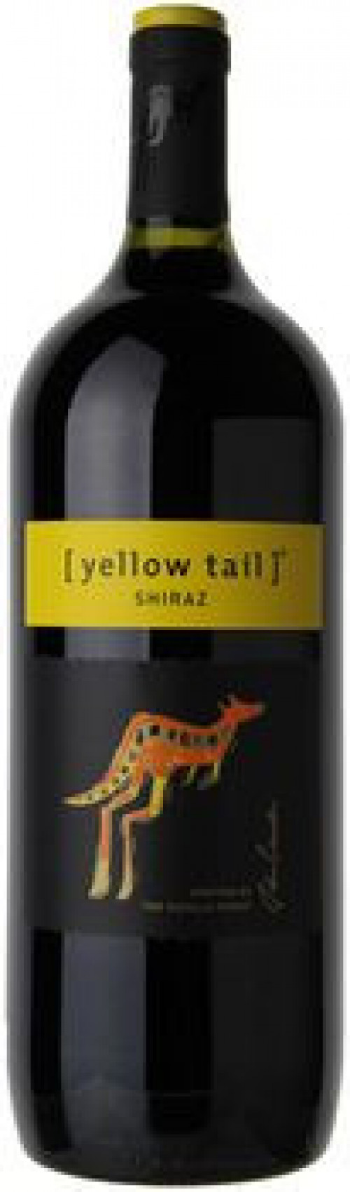 Yellow Tail Shiraz 1.5 Ltr