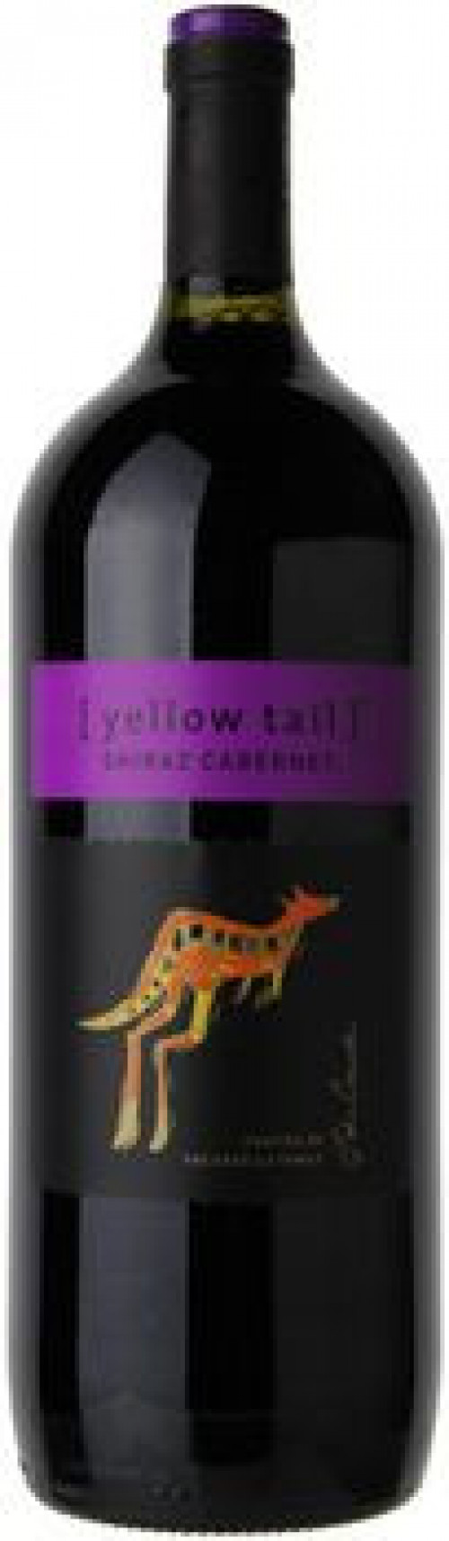Yellow Tail Shiraz-Cabernet 1.5 Ltr