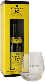 Torres 10 Gran Reserva Imperial Brandy 750ml