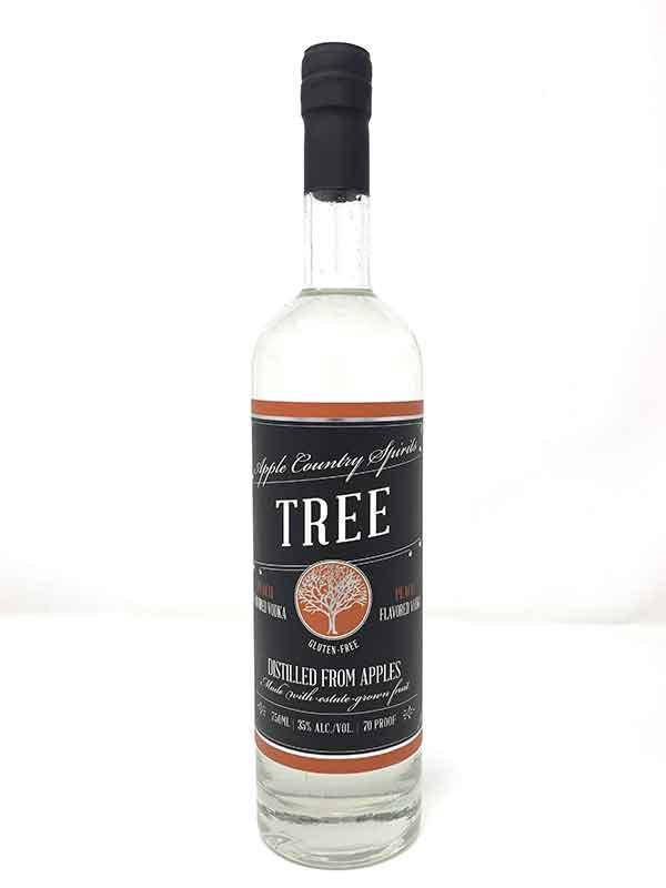 Tree Peach Flavored Vodka