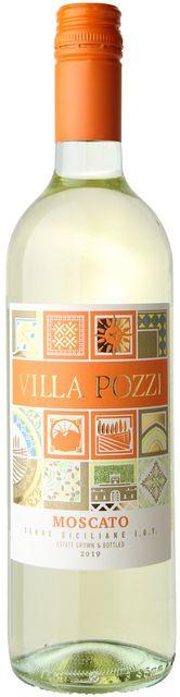Villa Pozzi Moscato 750ml