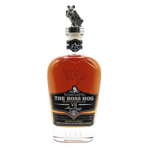 Whistle Pig Boss Hog 7th Edition Rye Whiskey 750ml