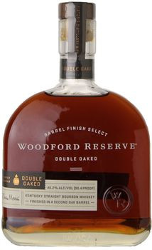 Woodford Reserve Double Oaked Kentucky Straight Bourbon 750ml