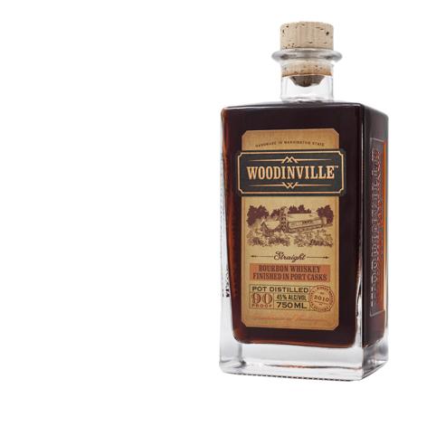Woodinville Straight Bourbon Port Finished 750ml