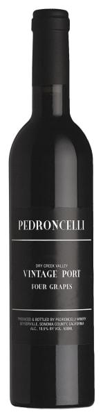 2011 Pedroncelli Vintage Port 500
