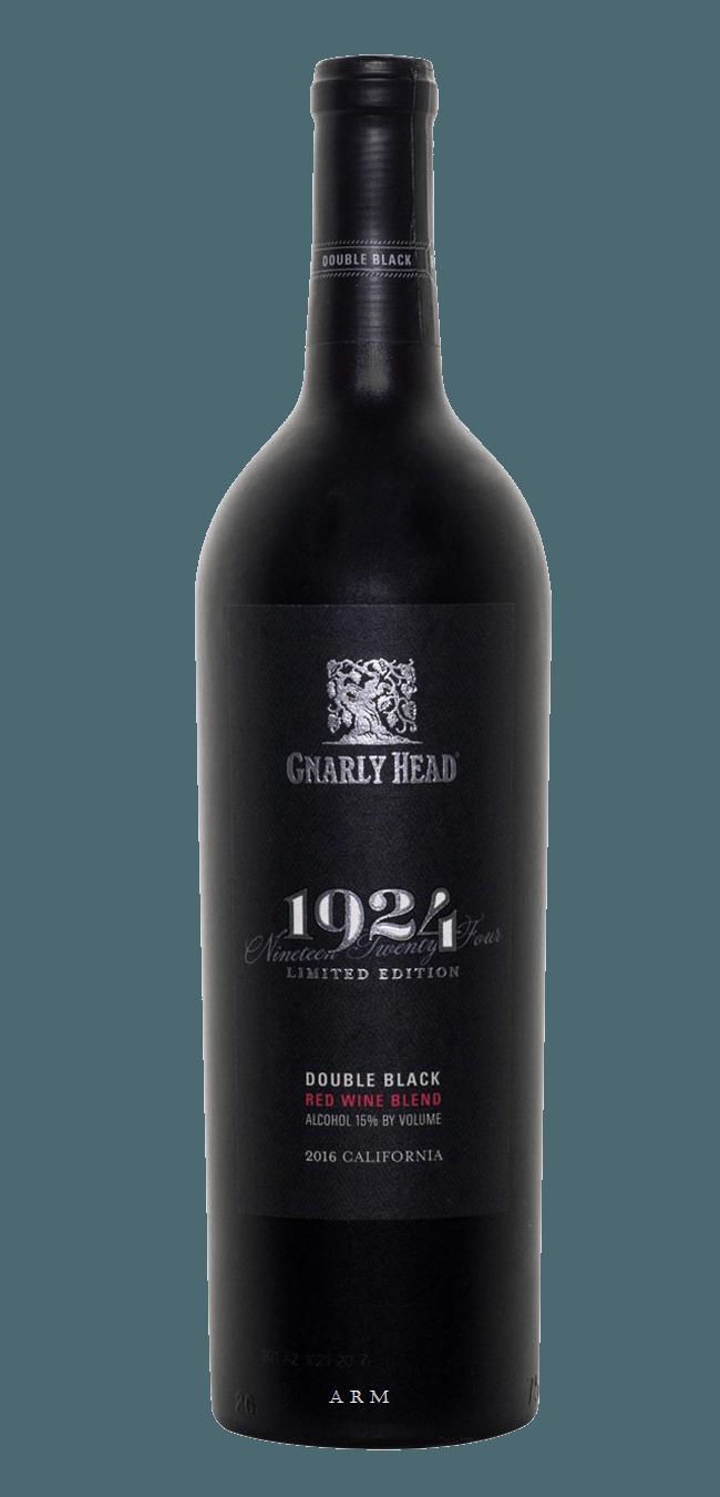 Gnarly Head Double Black Cabernet Sauvignon 750ml NV