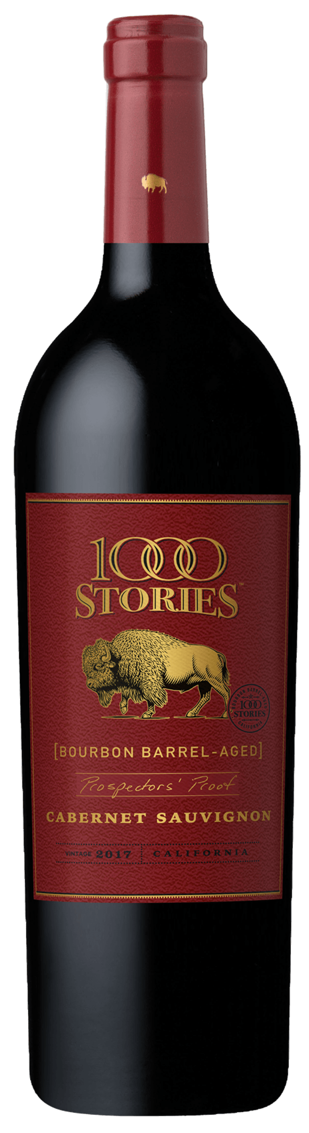 2017 1000 Stories Cabernet Sauvignon 750ml