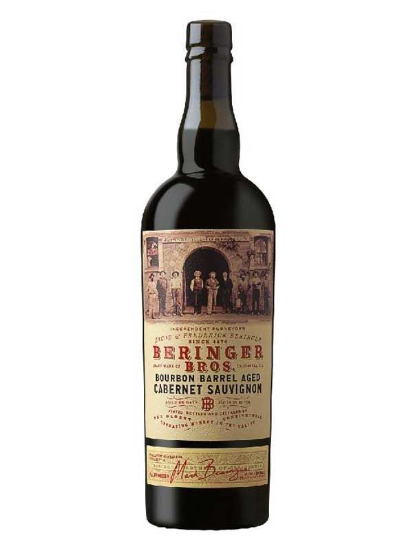 2019 Beringer Bros Bourbon Barrel Cabernet Sauvignon 750ml