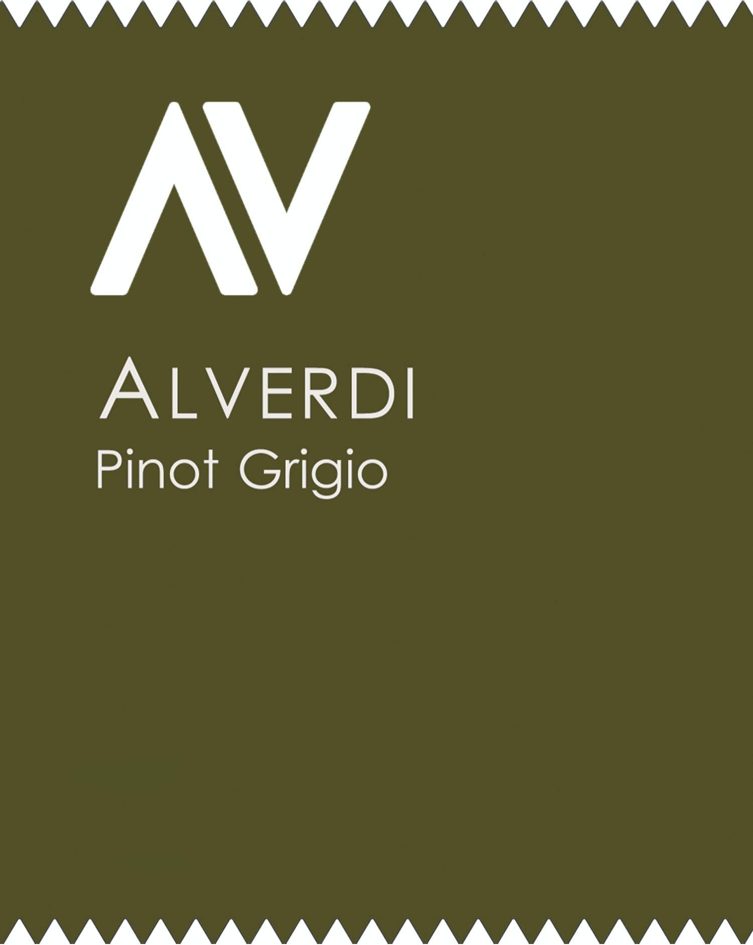 2020 Alverdi Pinot Grigio 750ml