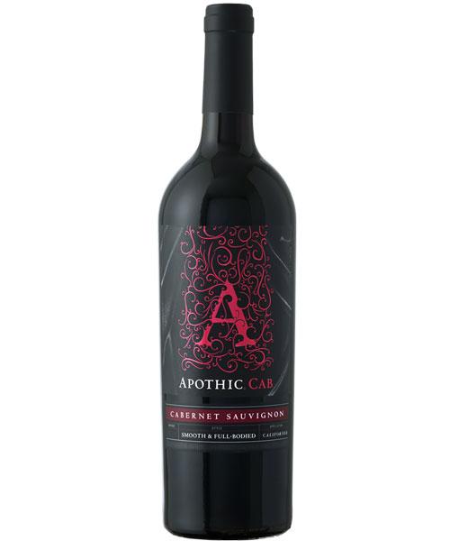 Apothic Cabernet Sauvignon 750Ml NV