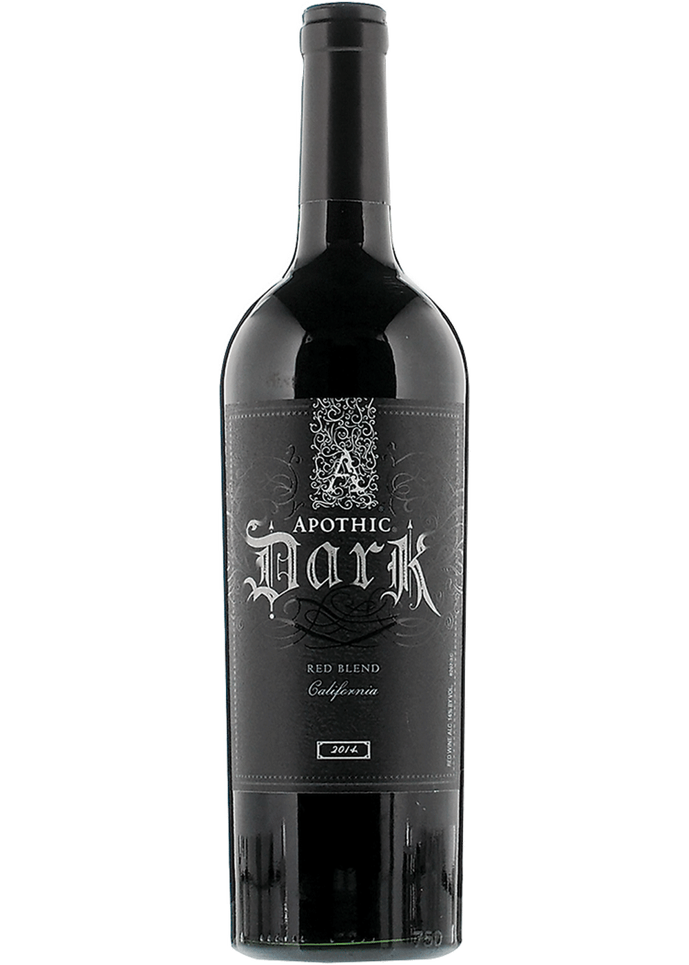 Apothic Dark Red Blend 750ml NV