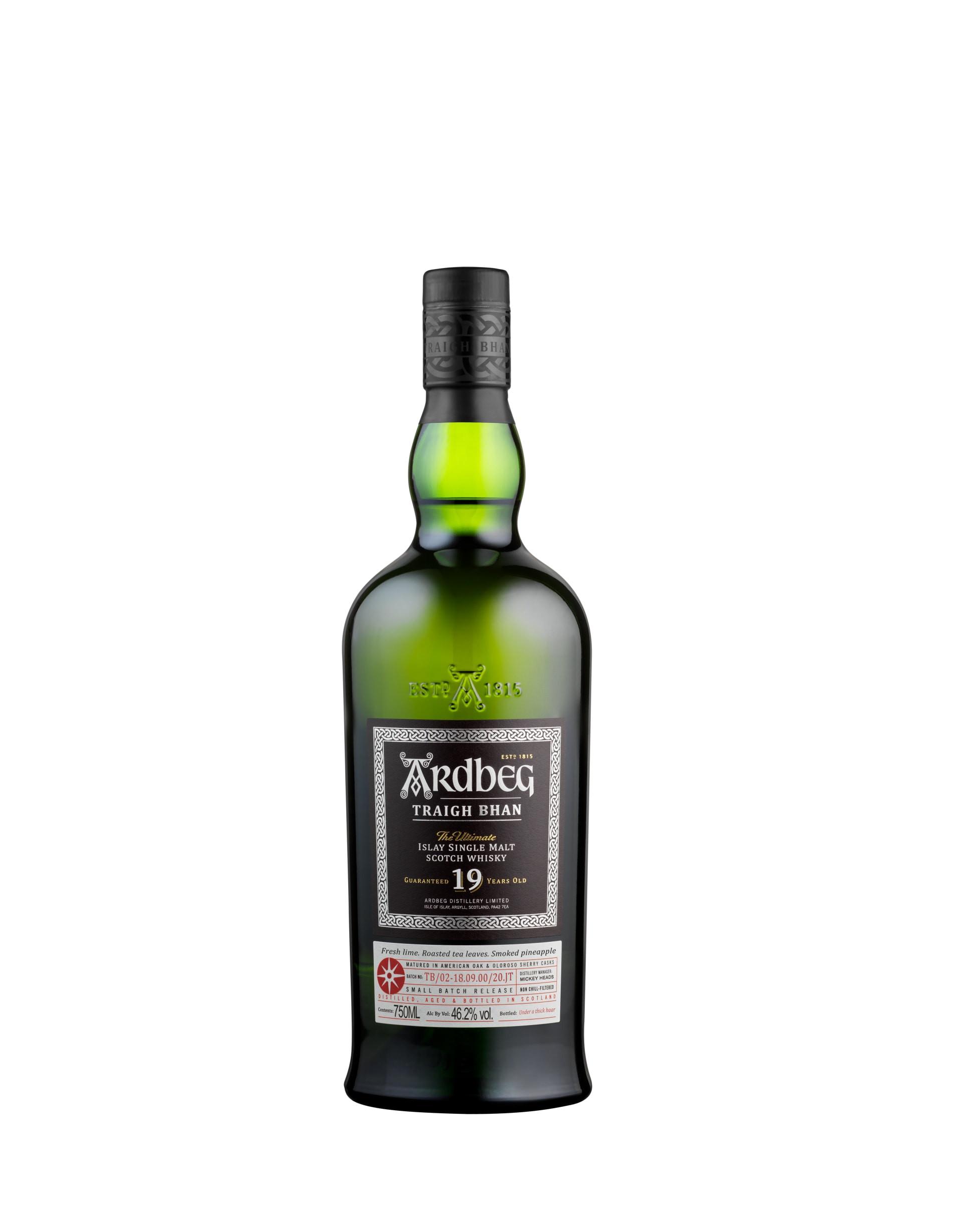 Ardbeg 19Yr Traigh Bhan Islay Scotch Whisky 750ml