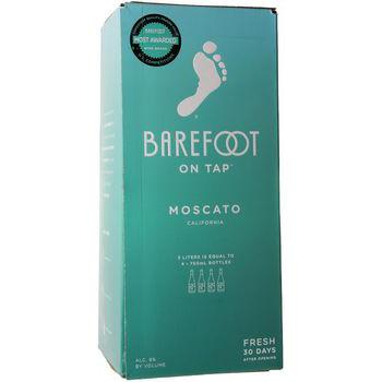 Barefoot Cellars Moscato 3L Box NV
