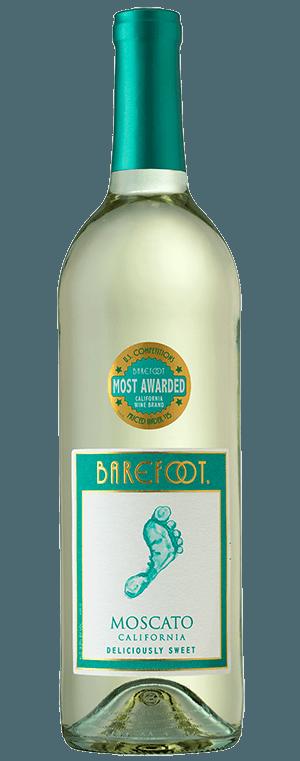 Barefoot Moscato 750ml NV
