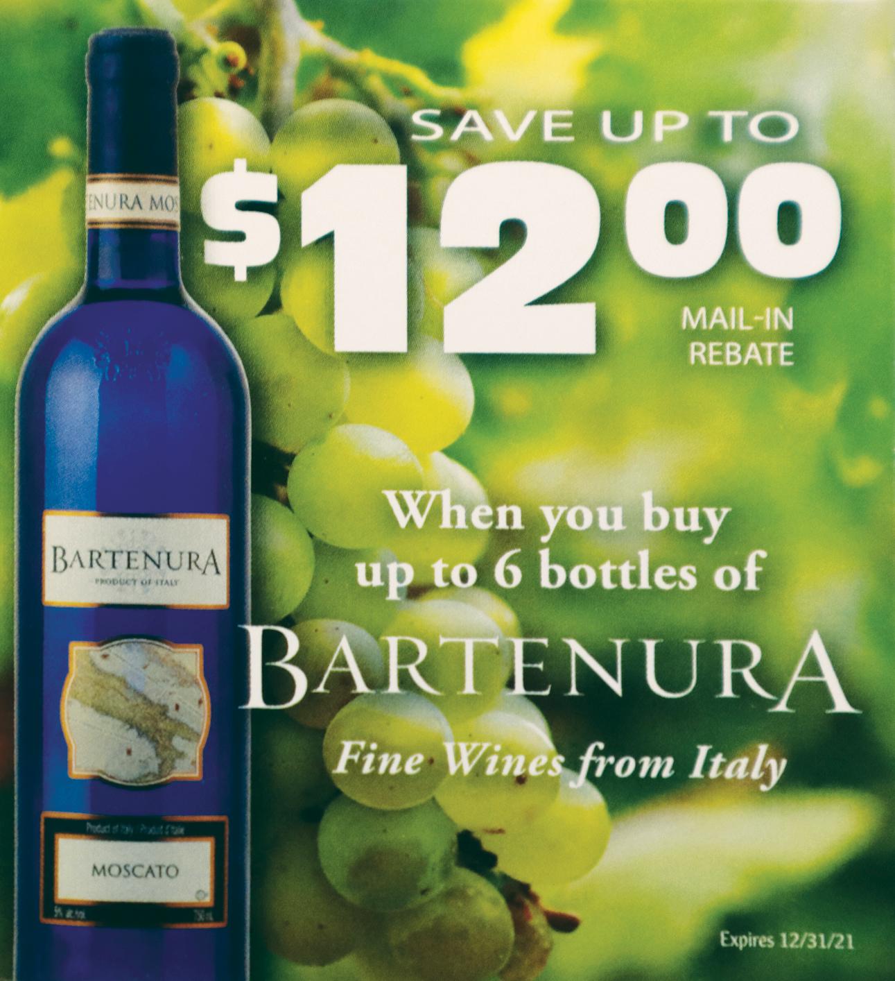 Bartenura Wines