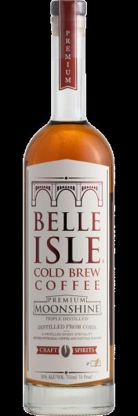 Belle Isle Cold Brew Coffee Premium Moonshine 750ml