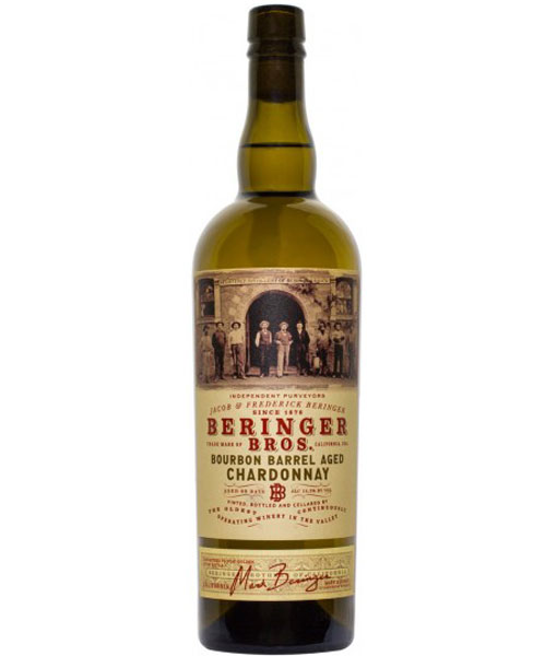 2019 Beringer Bros Bourbon Barrel Chardonnay 750ml