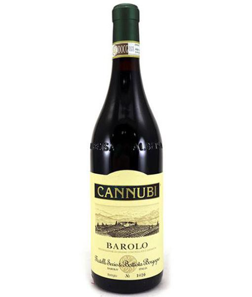 2013 Borgogno Cannubi Barolo 750ml