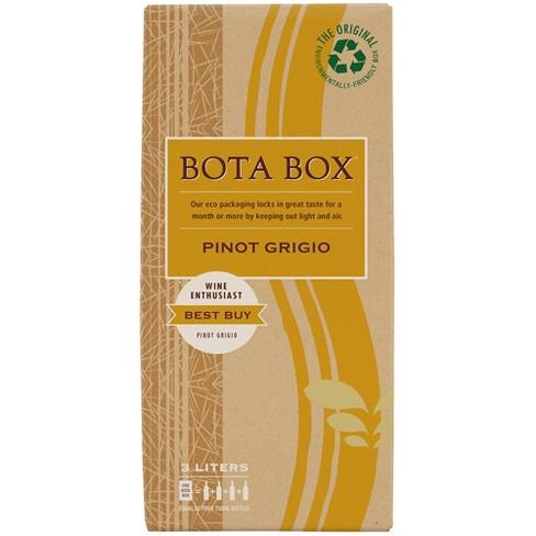 Bota Box Pinot Grigio 3L NV