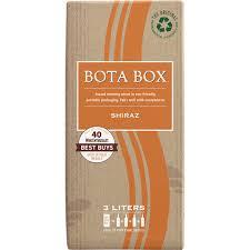 Bota Box Shiraz 3L NV