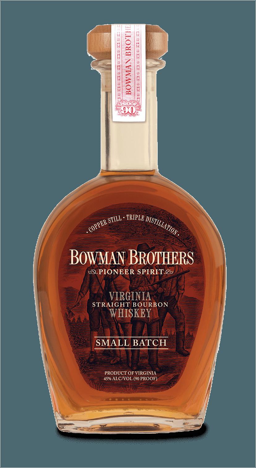 Bowman Brothers Bourbon Small Batch 750ml