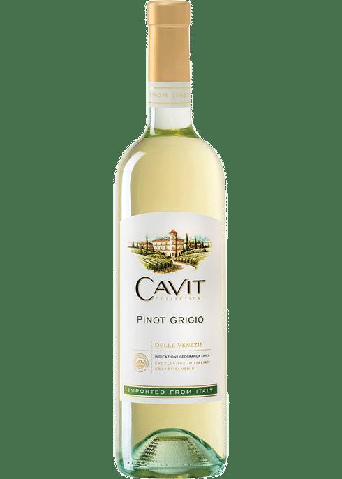 Cavit Pinot Grigio 750ml NV