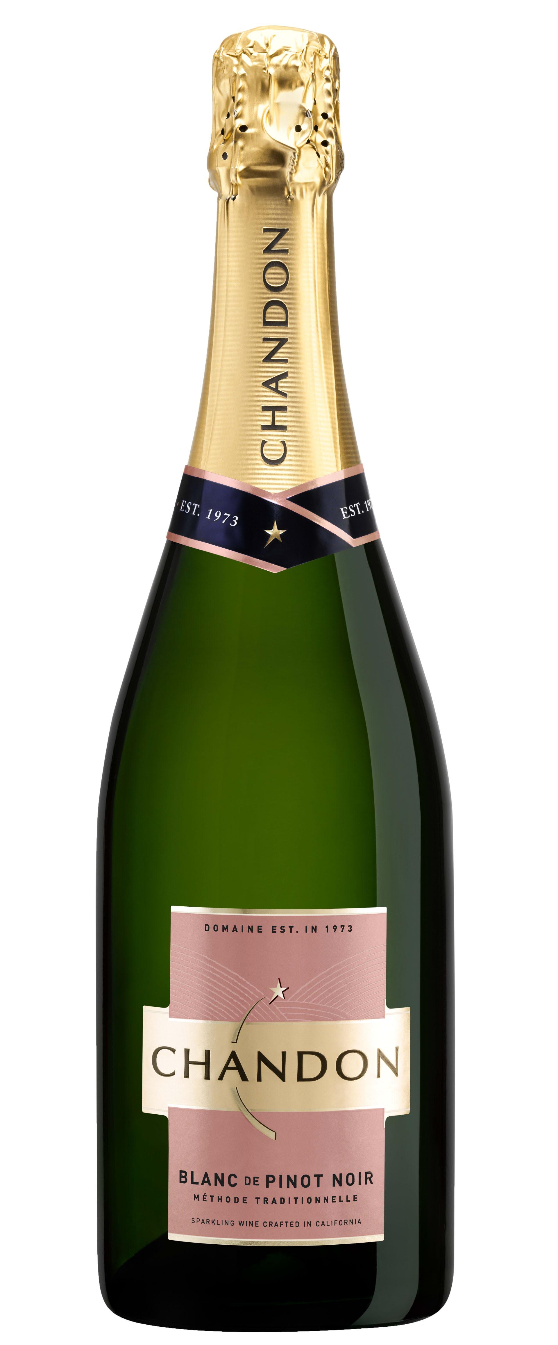 Chandon California Blanc De Pinot Noir 750ml NV