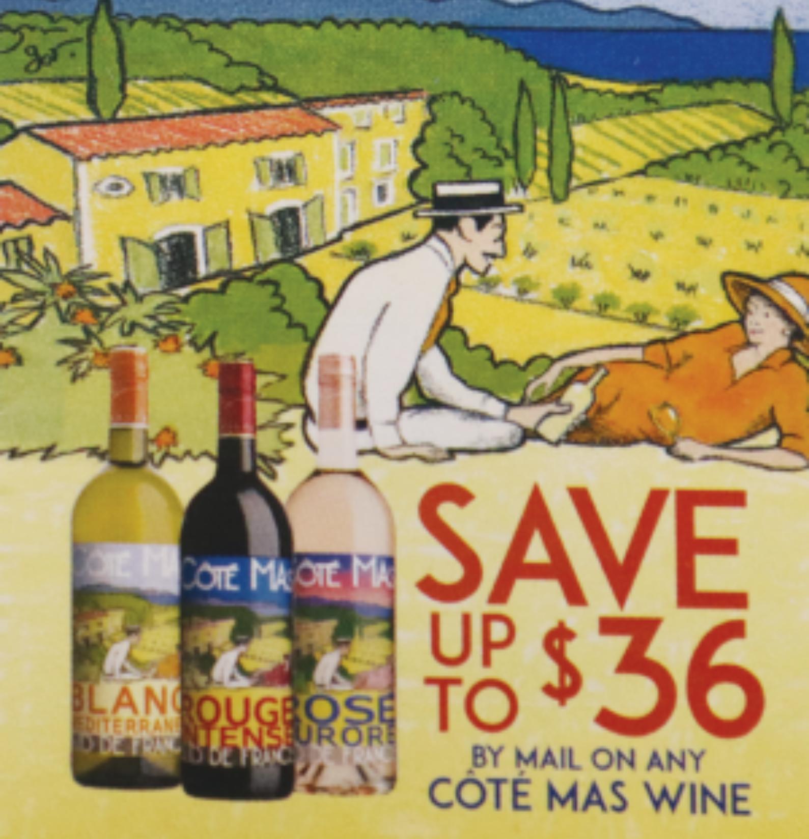 Cote Mas Wine
