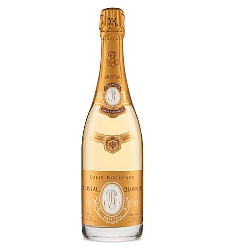 2012 Roederer Cristal Champagne 750ml