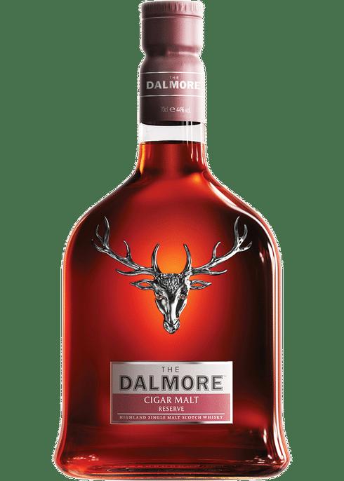 Dalmore Cigar Malt Reserve Scotch 750ml
