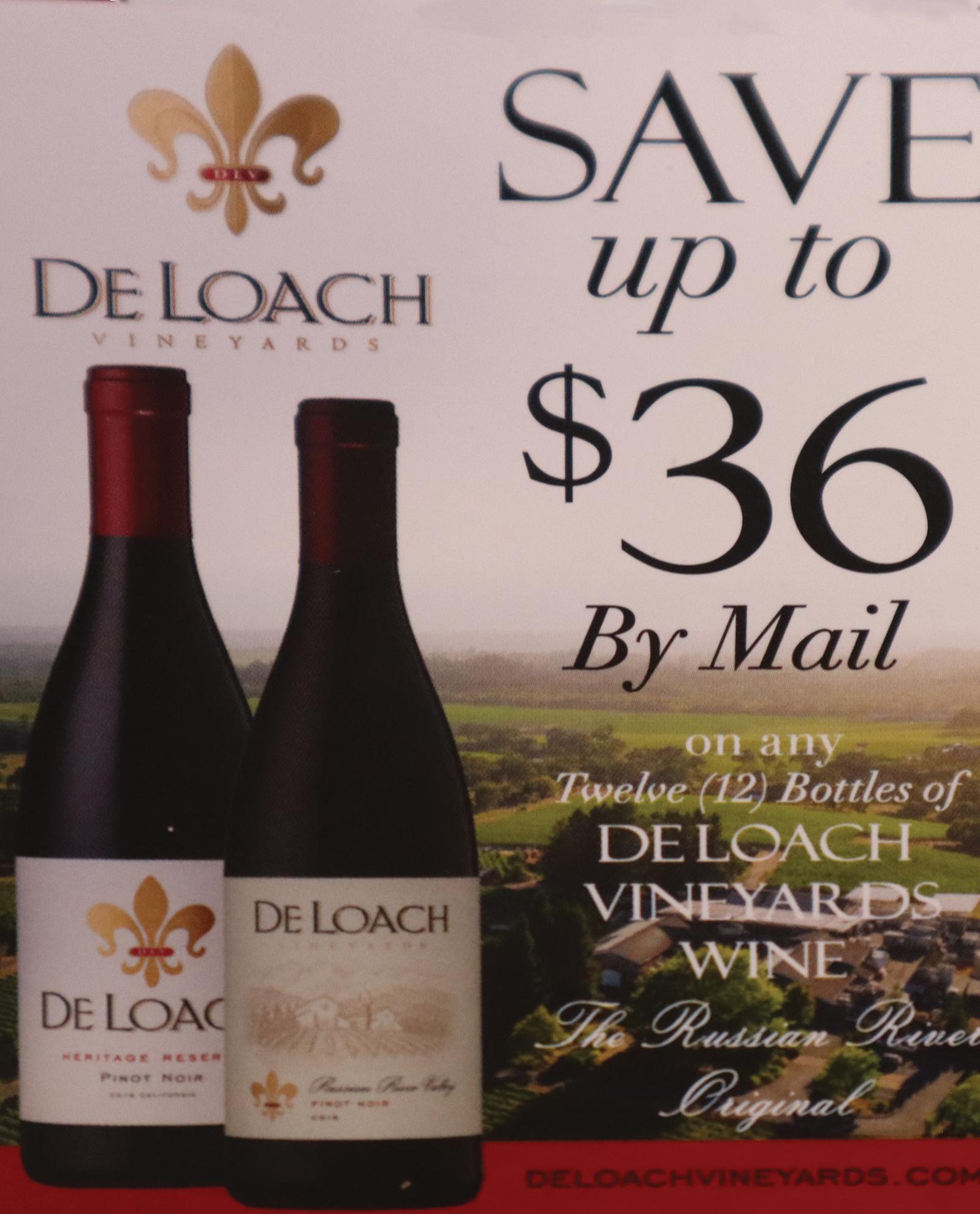 De Loach Vineyards