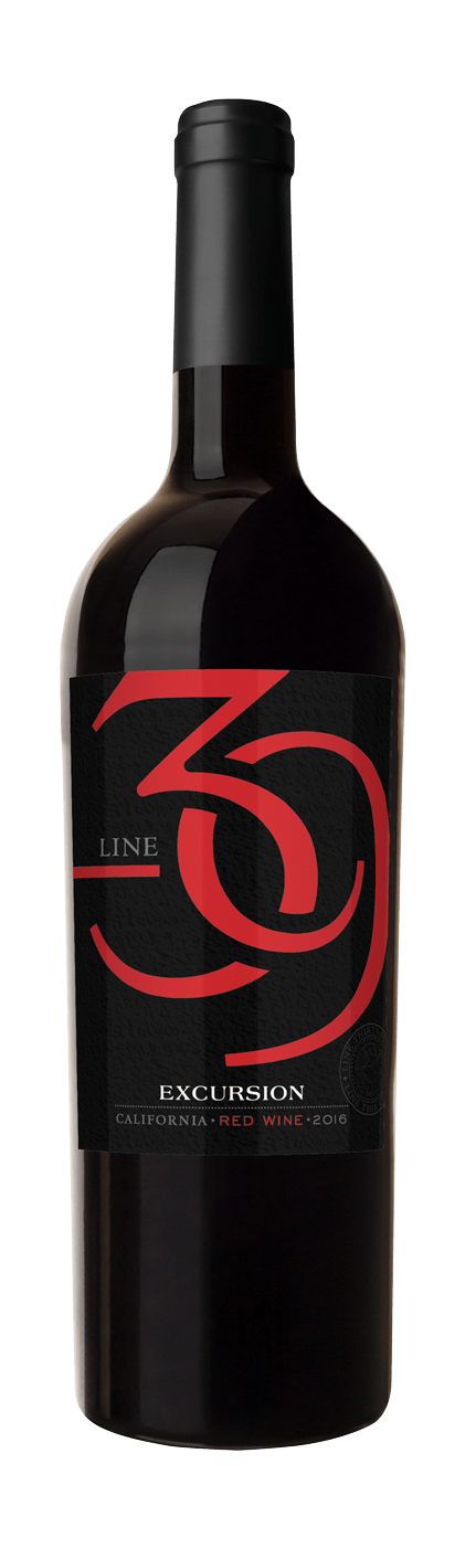 Line 39 Excursion Red 750ml NV