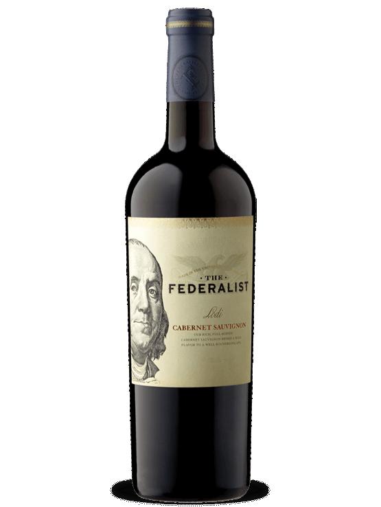 2018 The Federalist Lodi Cabernet Sauvignon 750ml