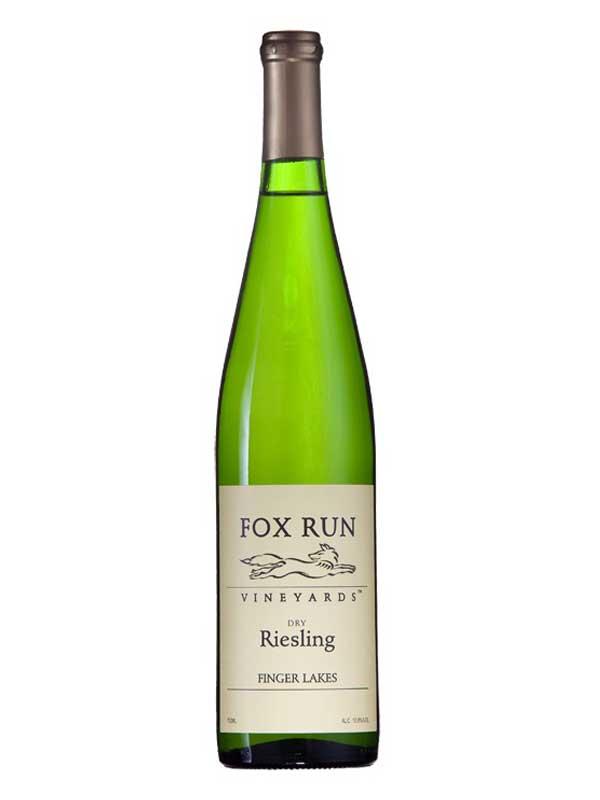2018 Fox Run Dry Riesling 750ml