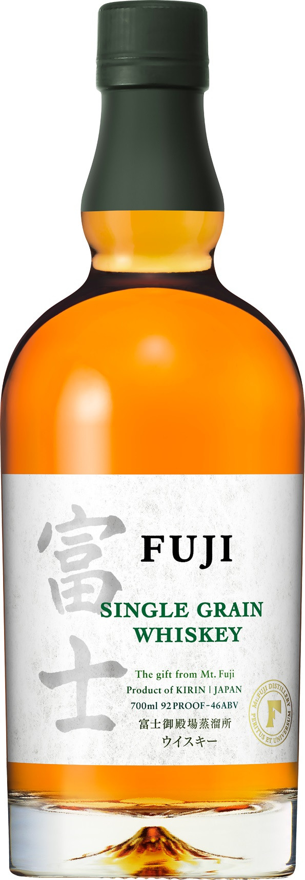 Fuji Single Grain Japanese Whisky 750ml