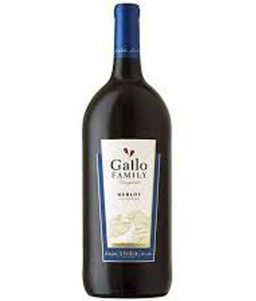 Gallo Family Merlot 1.5L NV
