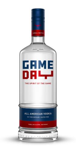 Game Day All American Vodka 1.75L