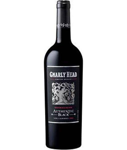 Gnarly Head Authentic Black 750ml NV