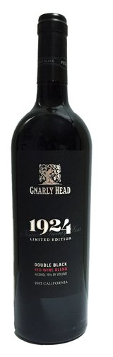 Gnarly Head Double Black Red 750ml NV