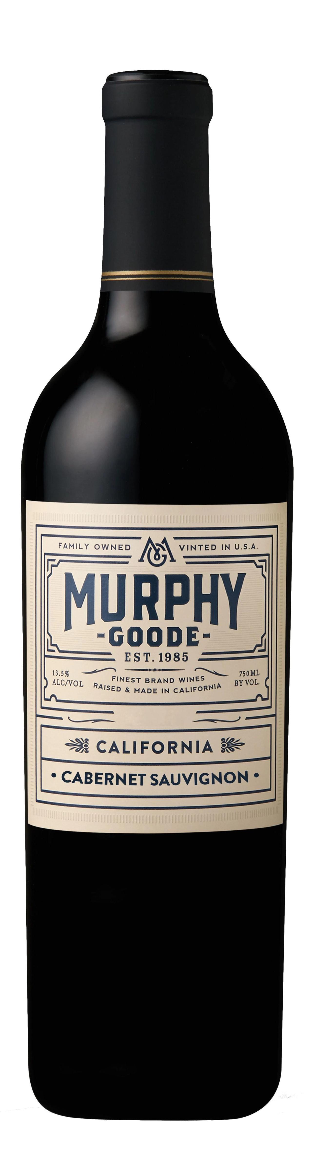 2018 Murphy Goode California Cabernet Sauvignon 750ml