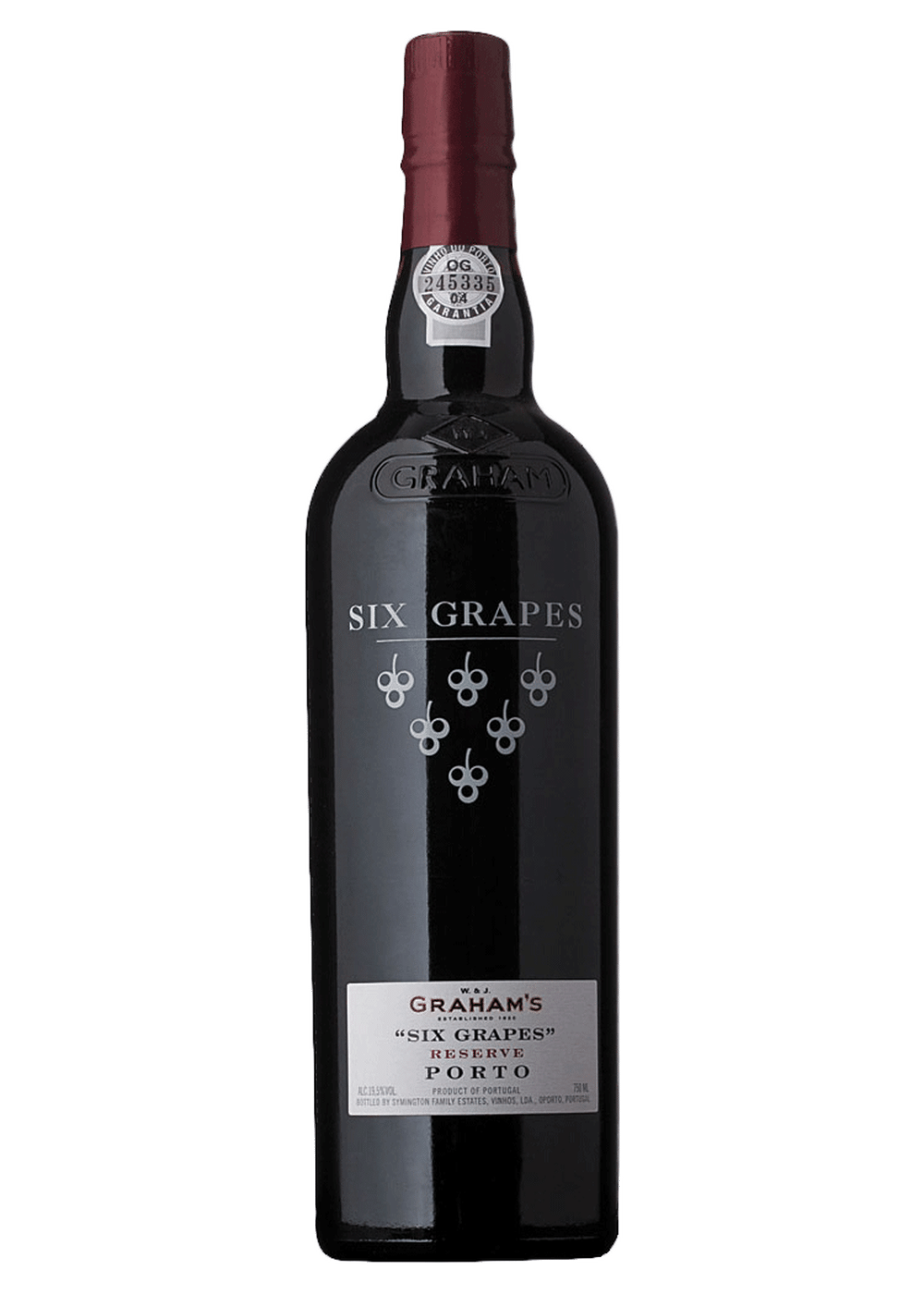 Grahams Porto Six Grapes 750ml