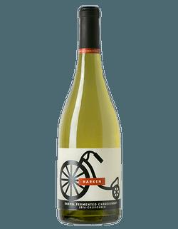 2019 Harken Barrel Fermented Chardonnay 750ml