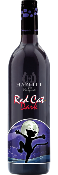 Hazlitt Red Cat Dark 750ml NV