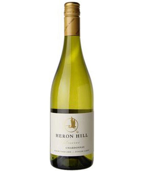2018 Heron Hill Reserve Chardonnay Macri Vineyard 750ml